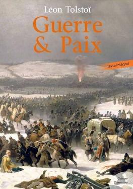 Couverture du livre : Guerre et Paix