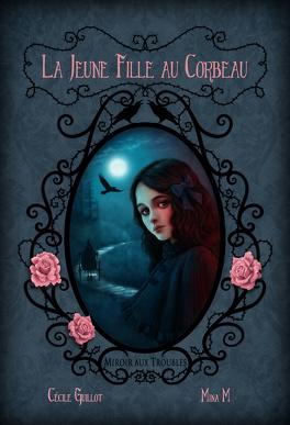 Couverture du livre : La Jeune Fille au corbeau