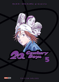 20th Century Boys - Édition deluxe, tome 5