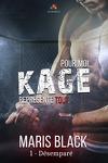 couverture Kage, Tome 1 : Désemparé