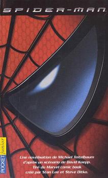Couverture du livre : Spider-man