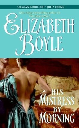 Couverture du livre : The Marlowes, Tome 1 : His Mistress by Morning