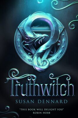 Couverture du livre : The Witchlands, Tome 1: Truthwitch