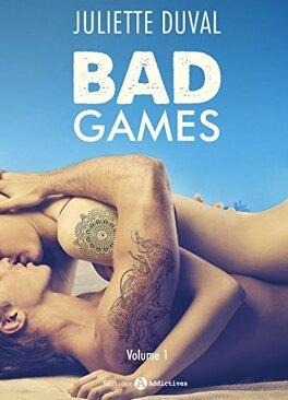 Couverture du livre : Bad Games, Tome 1