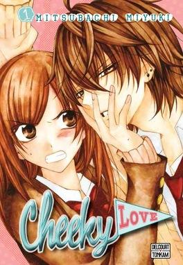 Couverture du livre : Cheeky Love, Tome 1