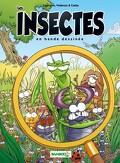 Les insectes en bande dessinée, tome 1
