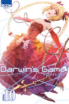 couverture Darwin's Game, Tome 10