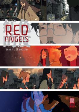 Couverture du livre : Red Angels