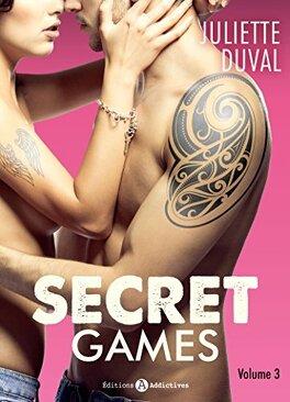 Couverture du livre : Secret Games, Tome 3