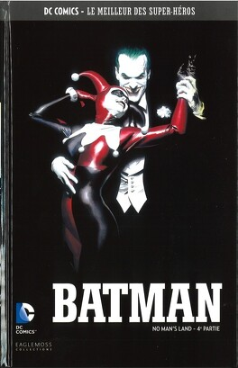 Couverture du livre : Batman - No Man's land, Tome 4