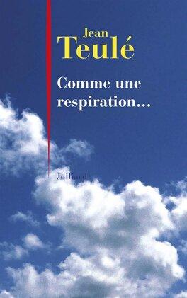 Couverture du livre : Comme une respiration...