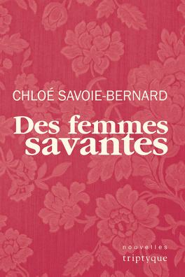 Couverture du livre : Des femmes savantes