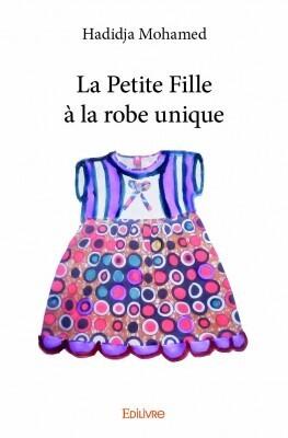 Couverture du livre : La Petite Fille à la robe unique