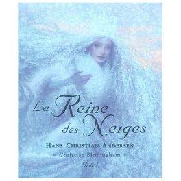 Couverture du livre : La Reine des Neiges