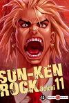 couverture Sun-Ken Rock, Tome 11