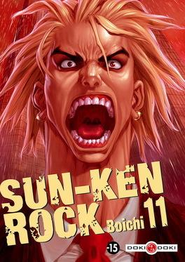 Couverture du livre : Sun-Ken Rock, Tome 11