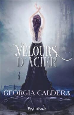 Couverture de Victorian Fantasy, tome 2 : De Velours et d'Acier