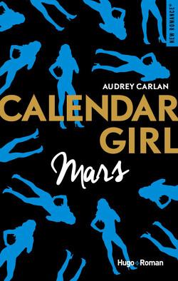 Couverture de Calendar Girl, Tome 3 : Mars