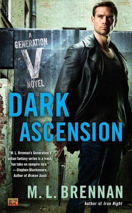 Couverture du livre : Generation V, Tome 4 : Dark Ascension