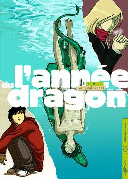 Couverture du livre : L'année du dragon, tome 3 : Kim