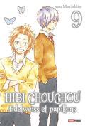 Hibi Chouchou - Edelweiss & Papillons, tome 9