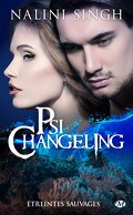 Psi-Changeling, Tome 15.5 : Étreintes sauvages