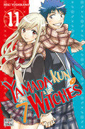 Yamada-kun & the 7 witches, Tome 11