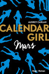 couverture Calendar Girl, Tome 3 : Mars