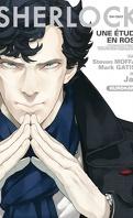 Sherlock, Tome 1 : Une étude en rose