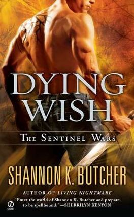 Couverture du livre : The Sentinel Wars, Tome 6 : Dying Wish
