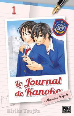 Couverture de Le Journal de Kanoko – Années lycée, tome 1