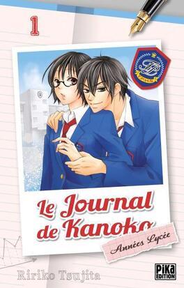 Couverture du livre : Le Journal de Kanoko – Années lycée, tome 1