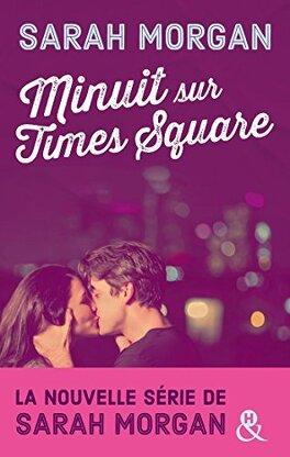 Couverture du livre : Minuit sur Times Square