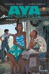 couverture Aya de Yopougon, Intégrale 2