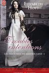 couverture Les Fantômes de Maiden Lane, Tome 1 : Troubles intentions
