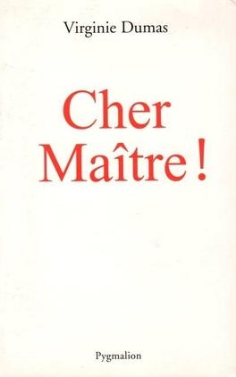 Couverture du livre : Cher Maitre!