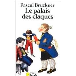 Couverture du livre : Le palais des claques
