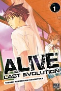 Alive Last Evolution, Tome 1