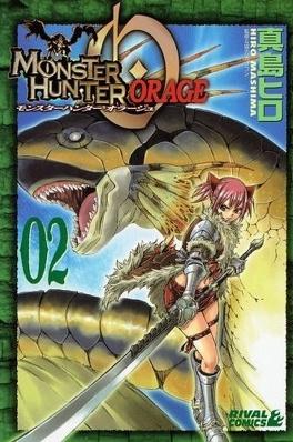 Couverture du livre : Monster Hunter Orage, Tome 2