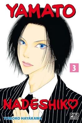 Couverture du livre : Yamato Nadeshiko, tome 3