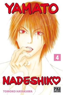 Couverture du livre : Yamato Nadeshiko, tome 4