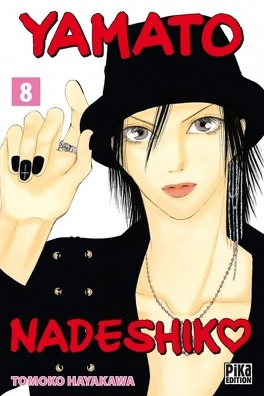 Couverture du livre : Yamato Nadeshiko, tome 8