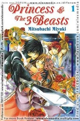 Couverture du livre : Himegimi to Sanbiki no Kemono, tome 1