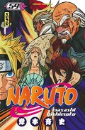 Naruto, Tome 59 : L'Assemblée des cinq Kage… !!