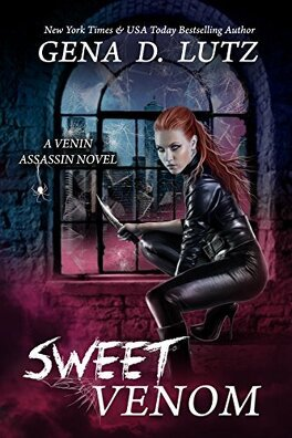 Couverture du livre : Venin Assassin, Tome 1: Sweet Venom