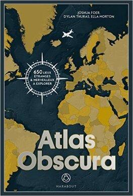 Couverture du livre : Atlas Obscura
