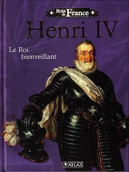 Couverture du livre : Henri IV