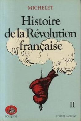 Couverture du livre : Histoire de la Révolution française, tome 2