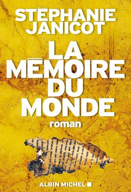 Couverture du livre : La mémoire du monde