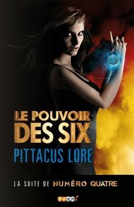 Couverture du livre : Les Loriens, tome 2 : Le Pouvoir des Six